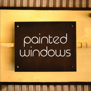 Painted Windows